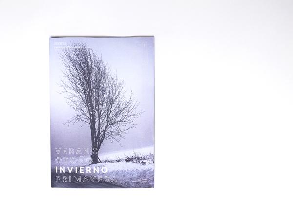 Tapa fanzine Invierno de #ProyectoEstaciones